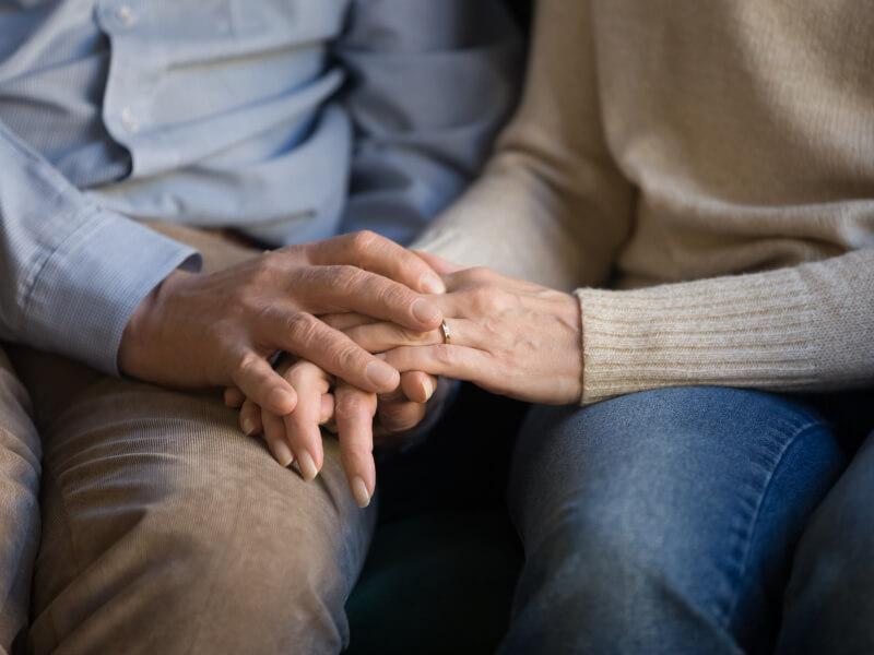 Condividere disagio sessuale con il partner