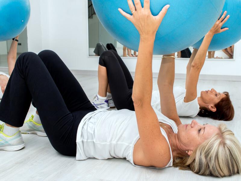 Consigli per sport da fare in menopausa