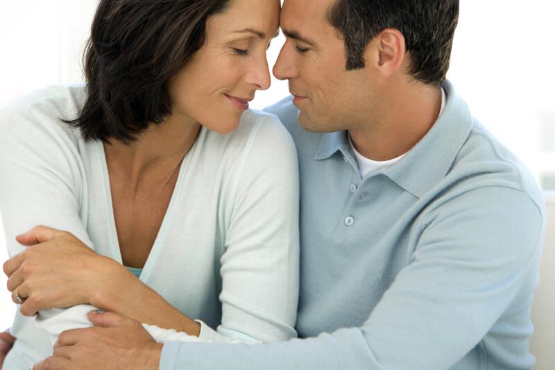 Coppia over 50 ritrova il desiderio sessuale