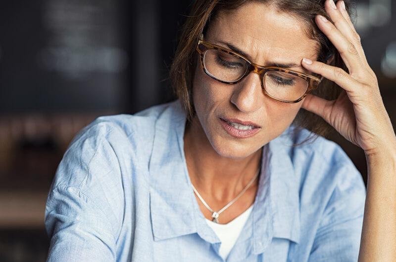 Cause della perdita della memoria in menopausa